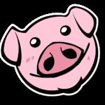 Piggy PNG 1040x956
