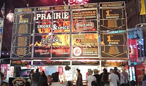 Prairie Smoke & Spice